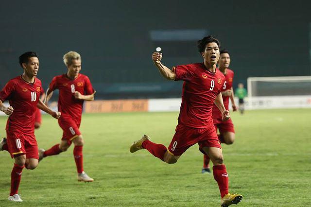 Công Phượng tỏa sáng để đưa Olympic Việt Nam làm nên lịch sử