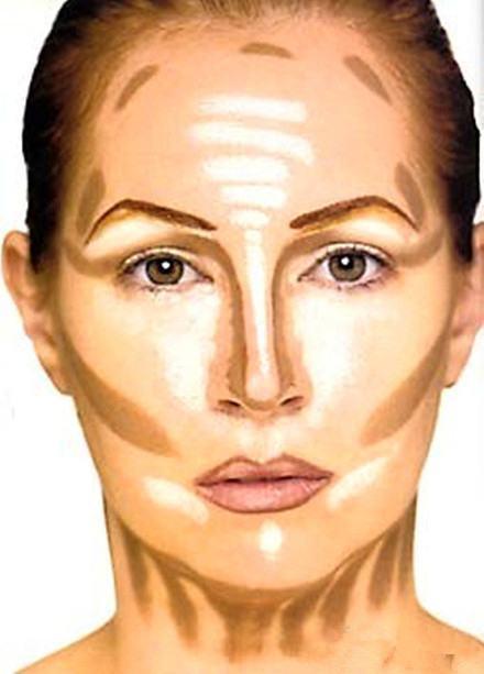 Cách trang điểm phù hợp với khuôn mặt tròn trở nên thon gọn