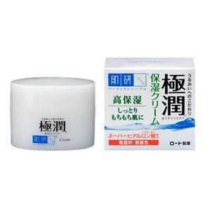 Review dưỡng ẩm Hadalabo Gokujyun Hyaluronic Acid Moisturizing Cream