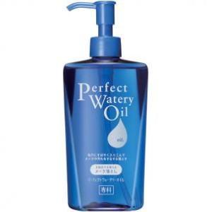 Review Tẩy trang shiseido perfect watery oil của Nhật Bản