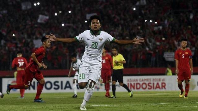 Bagas Alfikri tụ tin trước trận gặp U16 Việt Nam
