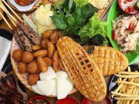 Top 12 địa chỉ ăn vặt ngon nhất tại Quận Long Biên, Hà Nội