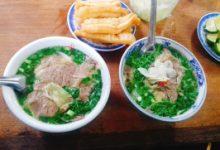 Top 12 Quán phở bò ngon nức tiếng tại Hà Nội