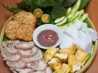 Top 17 Quán bún đậu mắm tôm ngon nổi tiếng Hà Nội