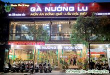 Top 2 Quán gà nướng lu ngon nhất Hà Nội