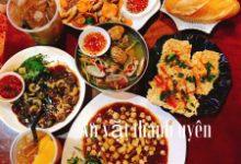Top 3 Quán ăn vặt ngon nhất Buôn Hồ, Đắk Lắk