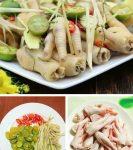 Top 3 Quán bán chân gà sả tắc ngon nhất Thành phố Vinh, Nghệ An