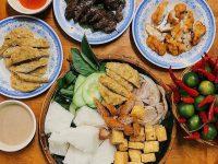 Top 3 Quán bún đậu mắm tôm được yêu thích ở quận 3, TP. HCM