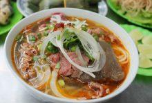 Top 3 Quán bún bò Huế ngon nhất tại TP. Đồng Hới, Quảng Bình