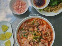 Top 3 Quán bún bò ngon ở quận Gò Vấp, TP.HCM