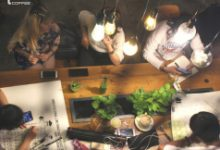 Top 3 Quán cà phê mở xuyên đêm ở quận 1, TP.HCM