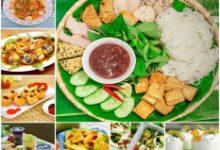 Top 4 Địa chỉ bán đồ ăn vặt ngon nhất TP. Châu Đốc, An Giang
