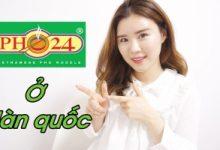 Top 5 Quán ăn bán các món ăn của người Việt Nam tại Seoul, Hàn Quốc