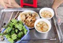 Top 5 Quán ăn ngon phố Hàng Bồ, Quận Hoàn Kiếm
