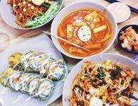 Top 5 Quán ăn vặt ngon nhất tại Quận Tân Bình, TP.HCM