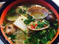 Top 7 Món ăn ngon nhất khu ẩm thực chợ Hồ Thị Kỷ, TP. Hồ Chí Minh