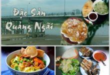 Top 8 đặc sản ngon nhất ở Quảng Ngãi