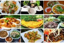 Top 8 Món ăn khiến khách du lịch không thể quên khi rời Việt Nam