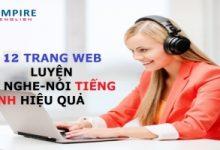 Top 8 Trang web luyện nghe tiếng Anh online miễn phí hiệu quả nhất