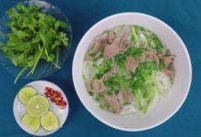 Top 9 Quán phở bò nổi tiếng tại thành phố Thái Bình